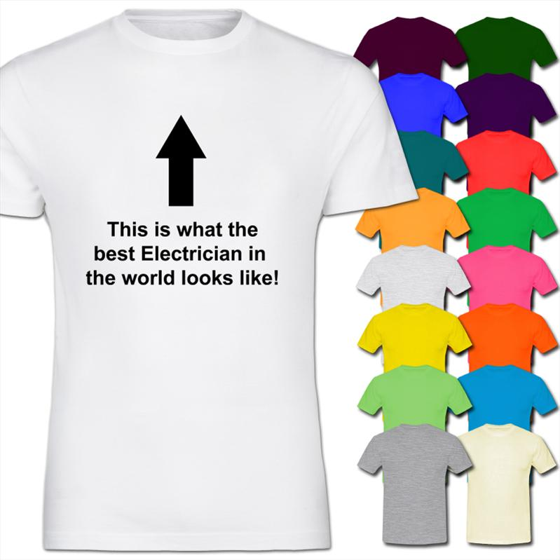 This-is-What-The-Best-Electrician-In-The-World-Looks-Like-Mens-Cotton-T-Shirt